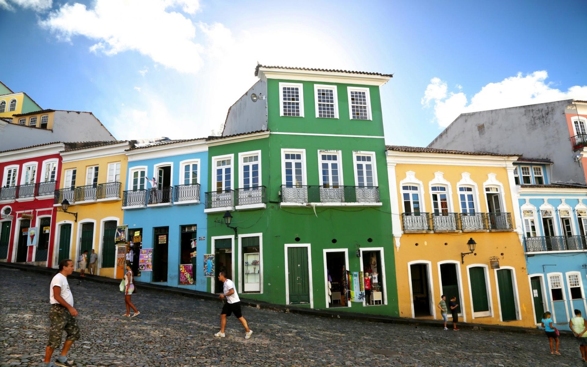 Viajes a Salvador de Bahia