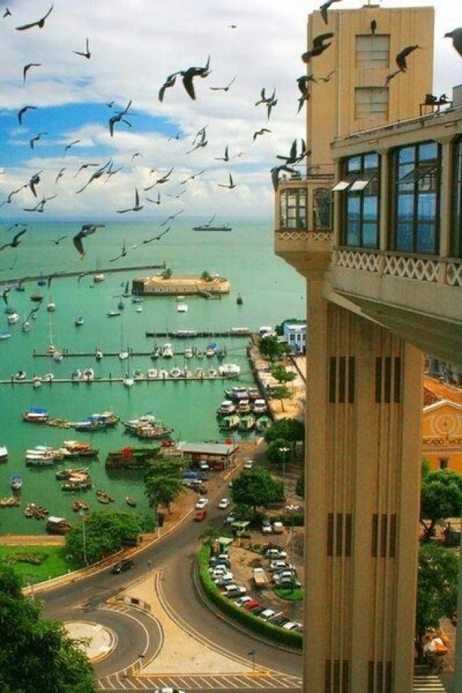 VIAJES A SALVADOR DE BAHIA CON VUELOS DESDE CORDOBA - Paquetes a Brasil BUTELER VIAJES