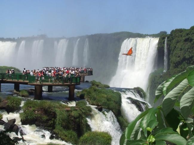 Viajes a Bonito, Mato Grosso y Cataratas desde Cordoba - Cataratas del Iguazú / Mato Grosso Do Sul /  - Paquetes a Brasil BUTELER VIAJES