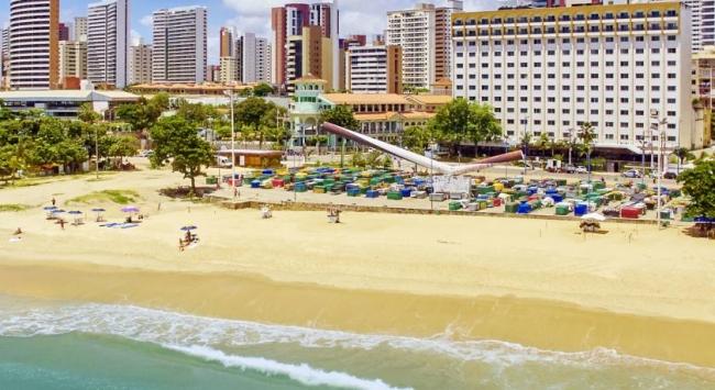 VIAJES A FORTALEZA DESDE ROSARIO - Fortaleza /  - Paquetes a Brasil BUTELER VIAJES