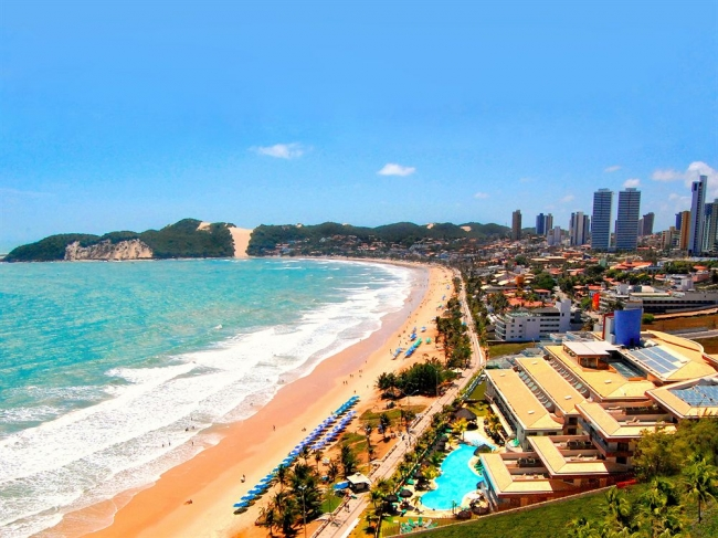 VIAJE GRUPAL al NORDESTE DE BRASIL - ROTEIRO 2018 - Aquiraz - Brasil / Fortaleza / Maceió / Natal / Recife / Salvador de Bahía /  - Paquetes a Brasil BUTELER VIAJES