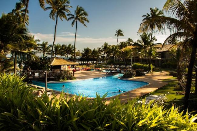 CATUSSABA RESORT HOTEL - Salvador de Bahía /  - Paquetes a Brasil BUTELER VIAJES