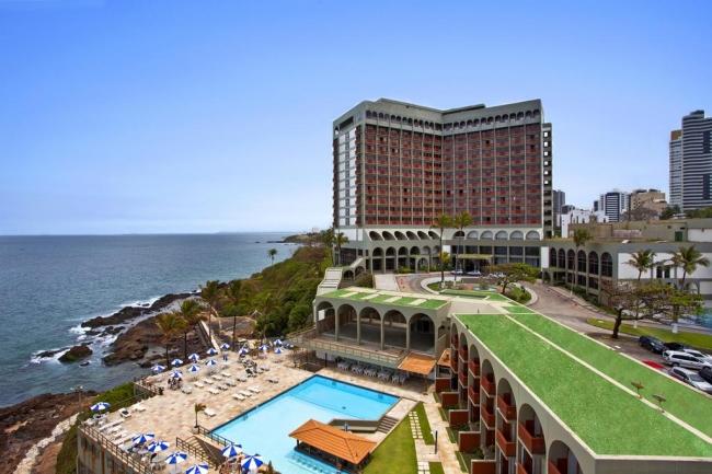 HOTEL BAHIA OTHON PALACE - Paquetes a Brasil BUTELER VIAJES