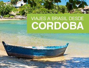 Viajes a Brasil desde Cordoba